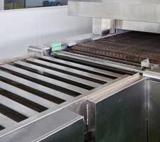 Stainless Steel Food Conveyor