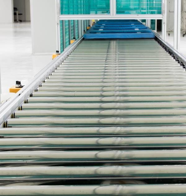 PB Fabrications Stainless Steel Conveyors
